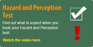 Hazard and Perception Test - Video